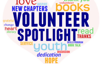 Volunteer Spotlight – Becky Anderson