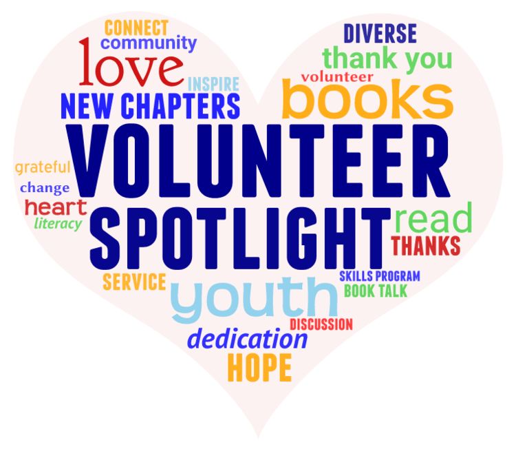 Volunteer Spotlight – Claire Reiman