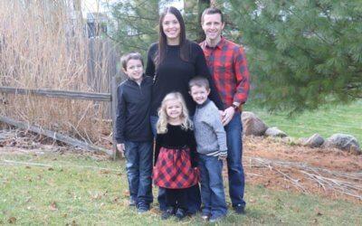 Donor Spotlight – Kristin and Ryan Glick