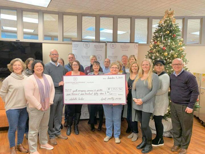 Donor Spotlight – First Realty Cares
